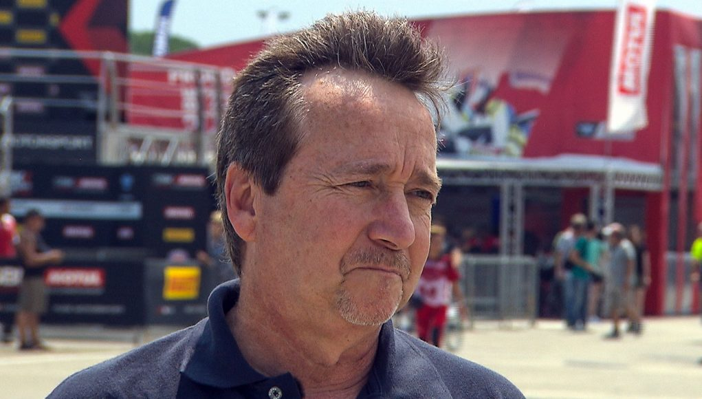 MotoGP Stewards Panel Chairman Freddie Spencer