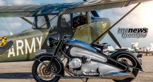 NMOTO Nostalgia Project BMW R Homage