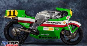 PA Kawasaki KR F