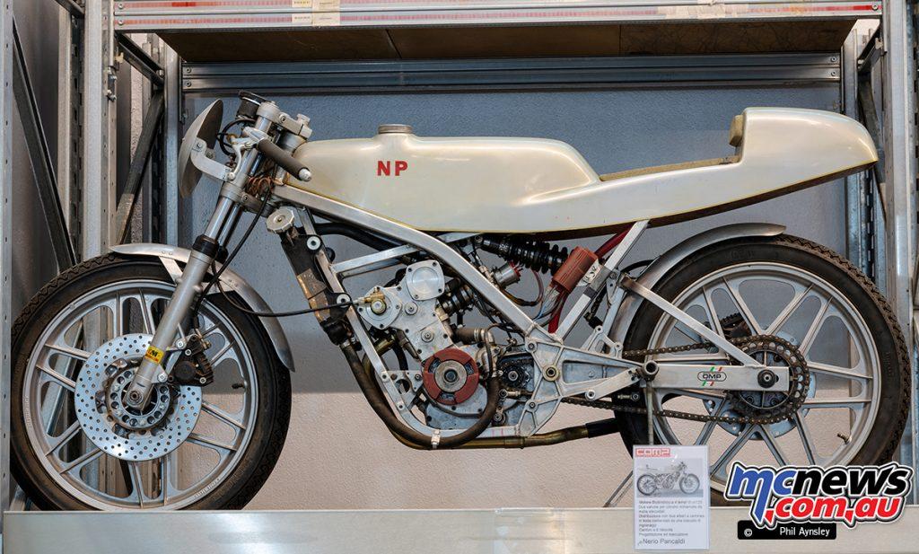 PA Collezione Moto Poggi Museum