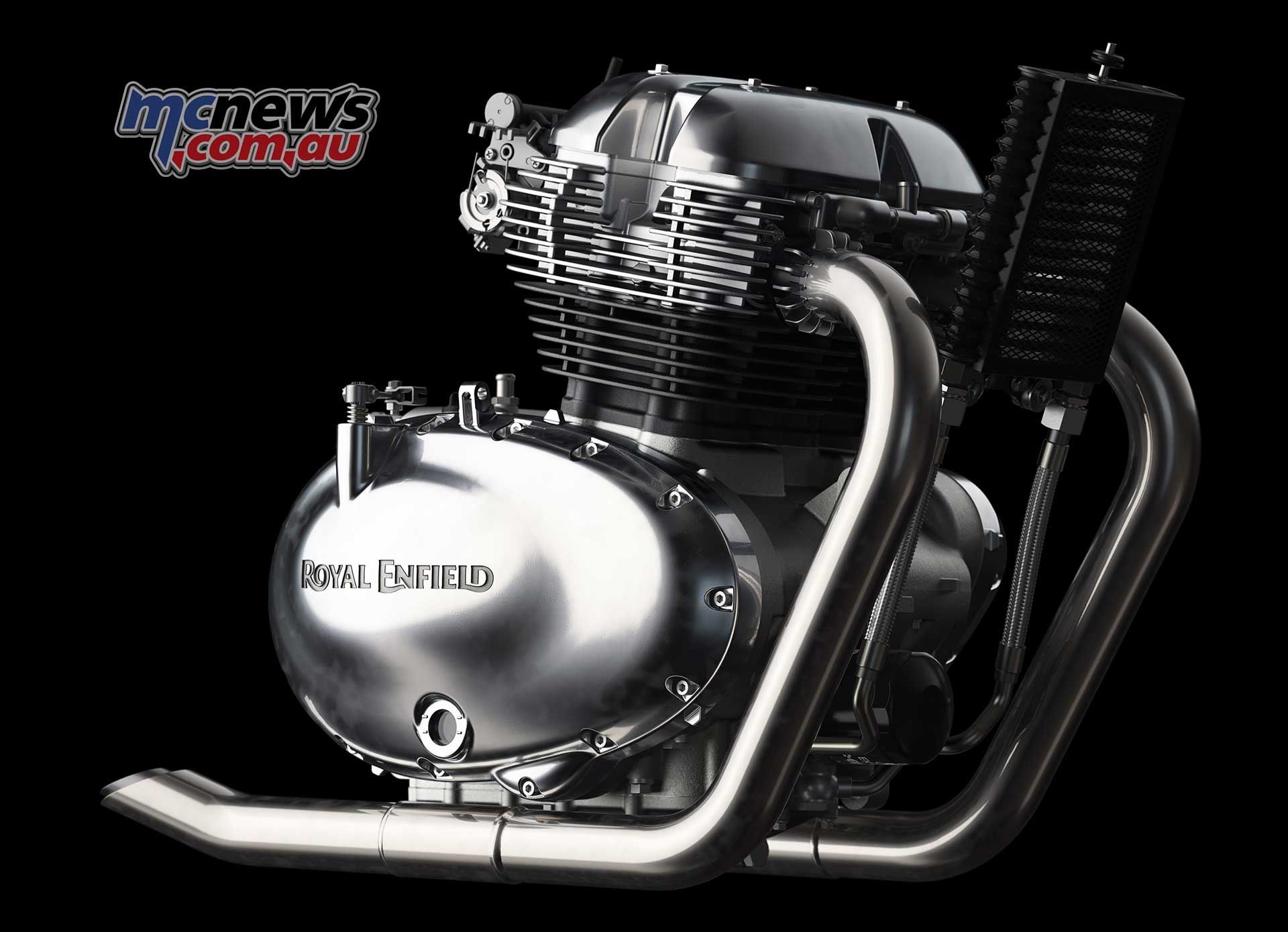 Royal Enfield Engine