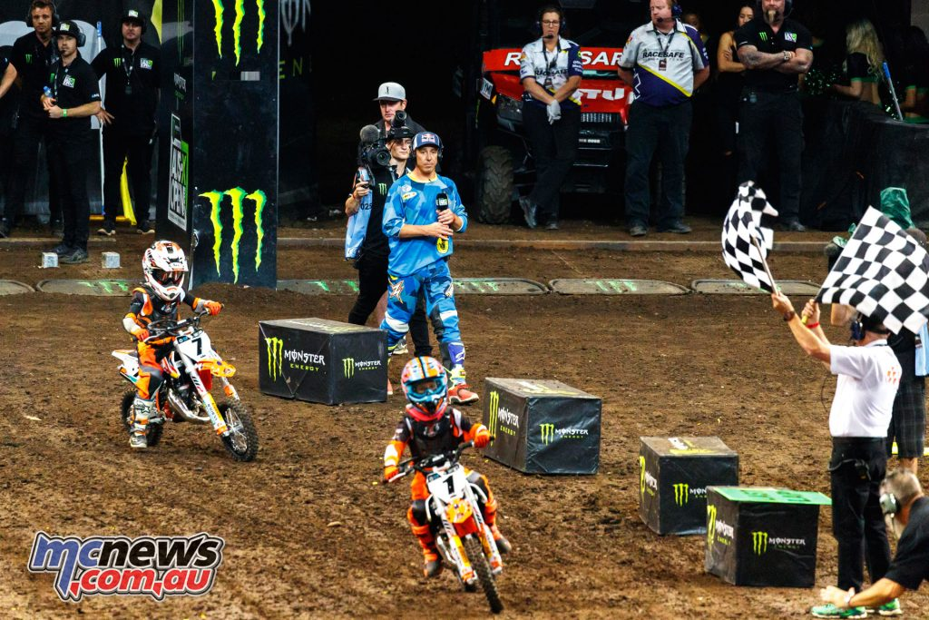 S X Open Auckland to host KTM Junior Supercross Challenge