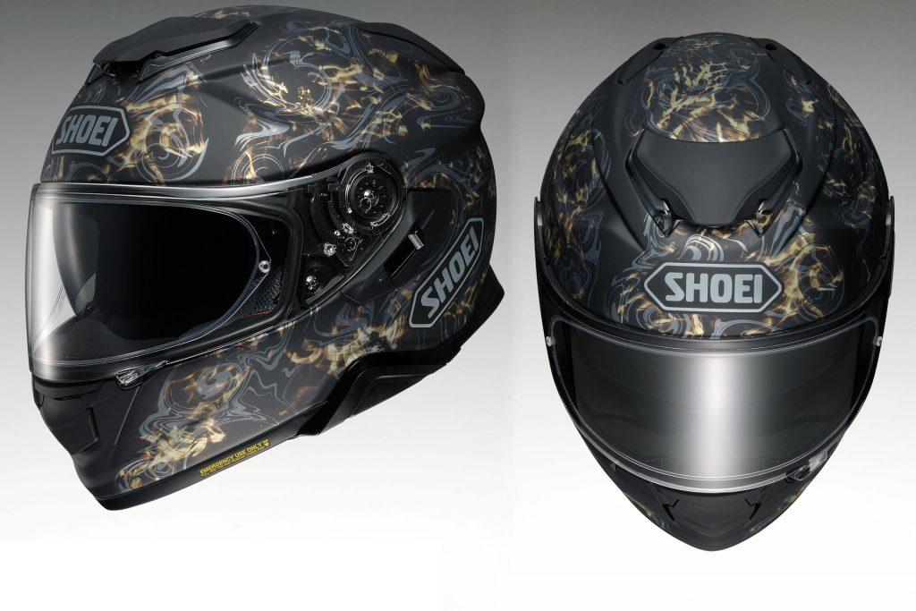 Shoei GT Air II Sena Ready Helmet CONJURE TC
