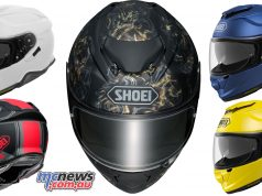 Shoei GT Air II Sena Ready Helmet F