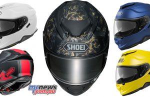 Shoei GT Air II Sena Ready Helmet F