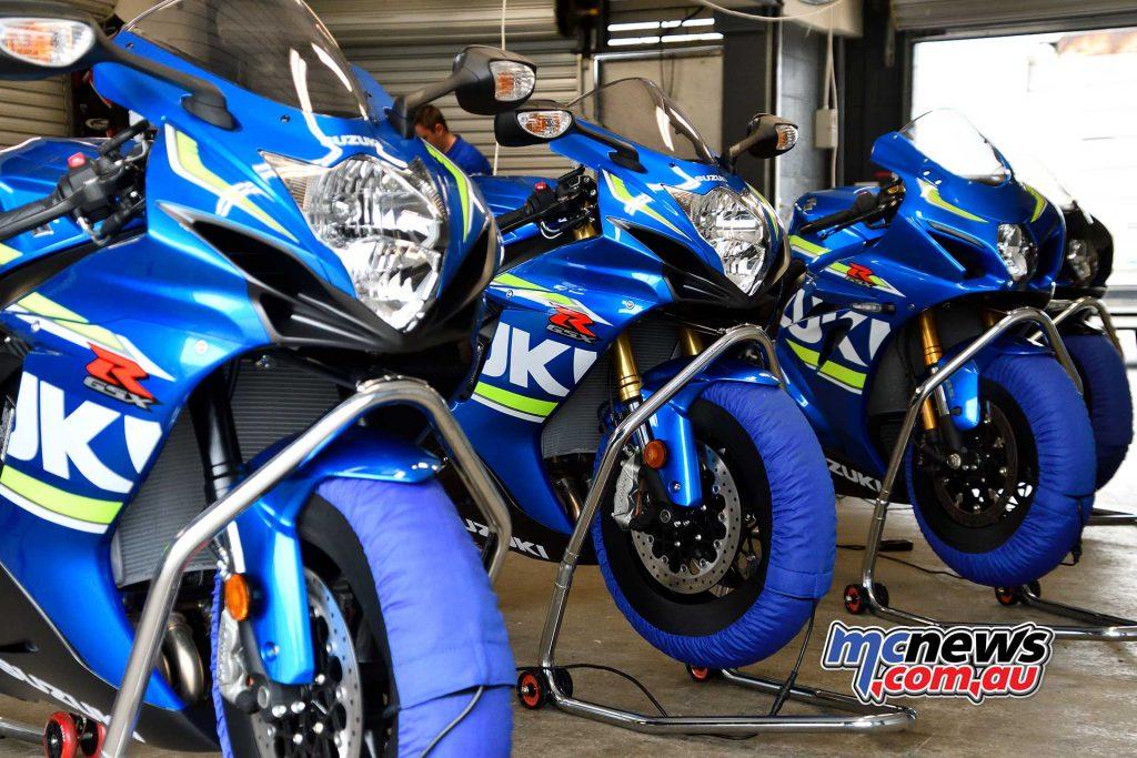 Suzuki Track Day Experience