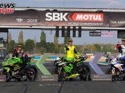 WSBK Magny Cours European Champions