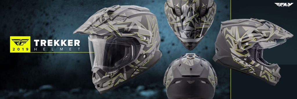 Trekker Helmets FLY