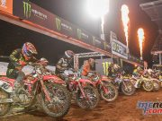 AUS X Open International Supercross FIM Oceania Championship SX Start