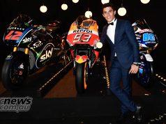 FIM Award Ceremony Marquez