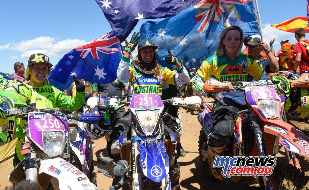 ISDE Day Women Australia