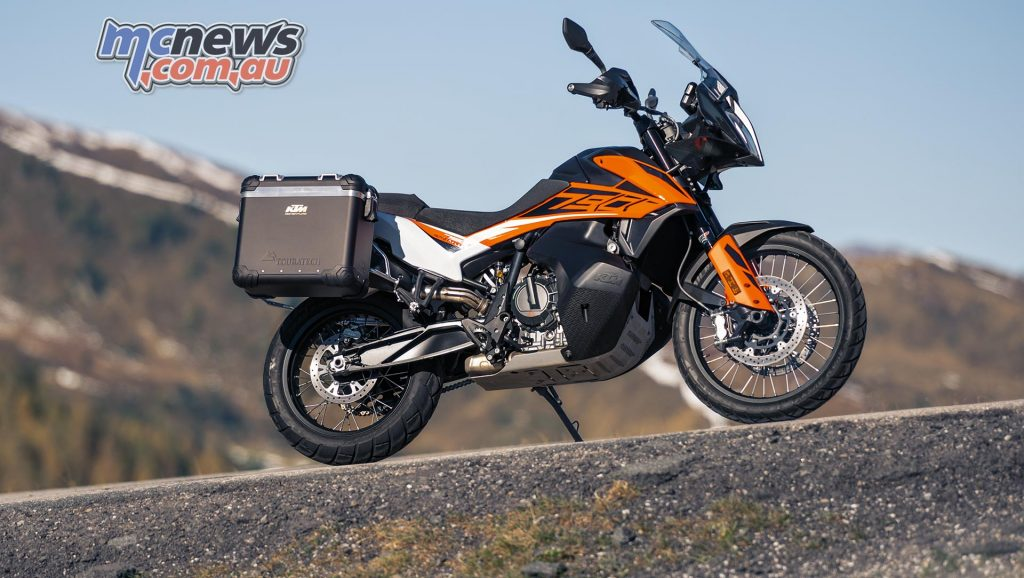 KTM Adventure Luggage