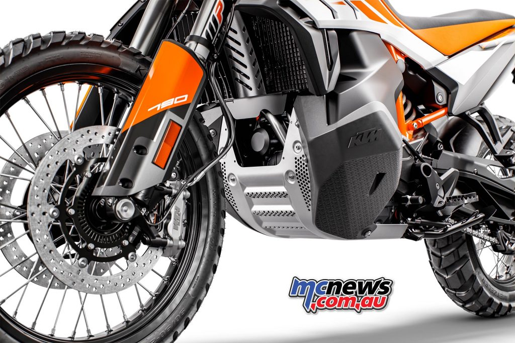 KTM Adventure Engine Guard