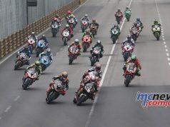 Macau GP Start