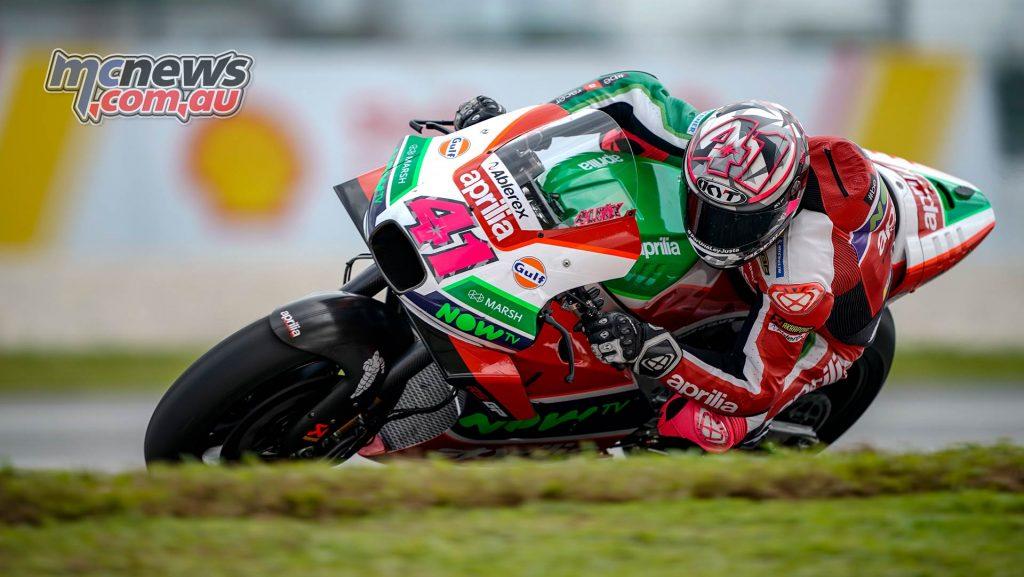 MotoGP Malaysia Fri Aleix Espargaro