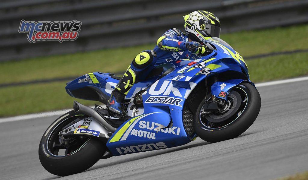 MotoGP Malaysia Fri Andrea Iannone