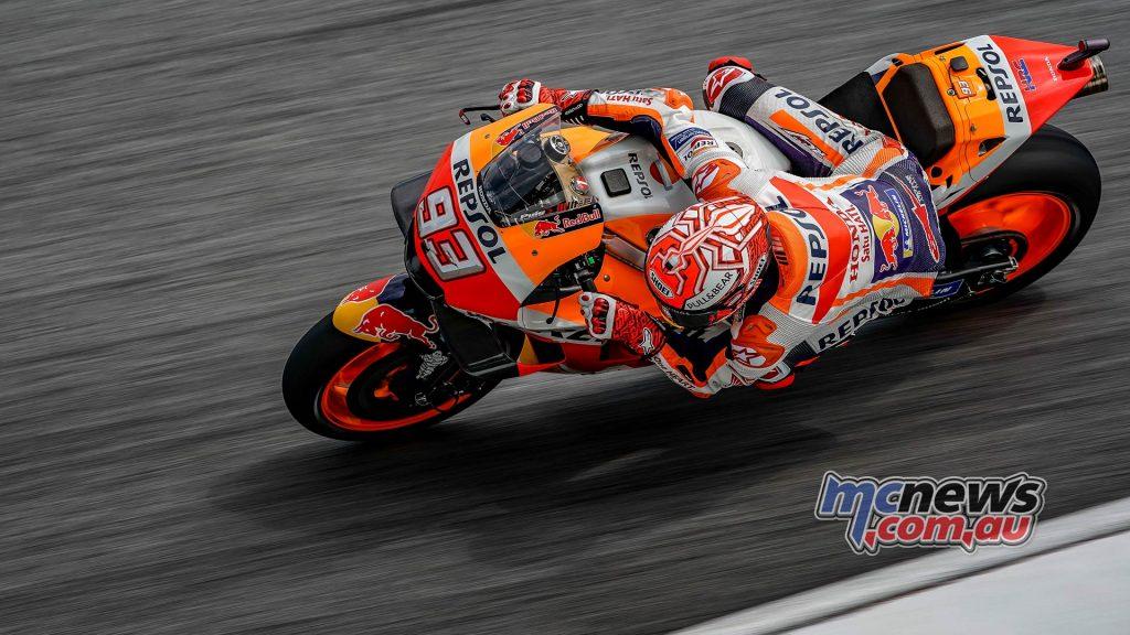 MotoGP Malaysia Fri Marc Marquez