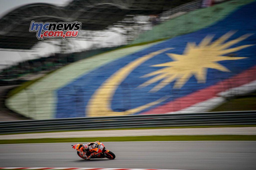 MotoGP Malaysia Fri Pedrosa