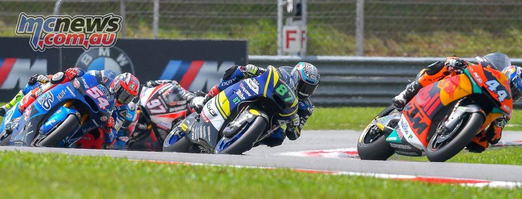 MotoGP Malaysia Moto Gardner