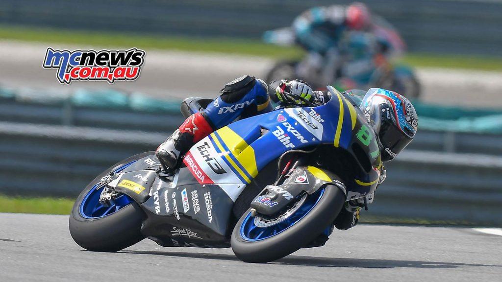 MotoGP Malaysia Moto Remy Gardner Fri
