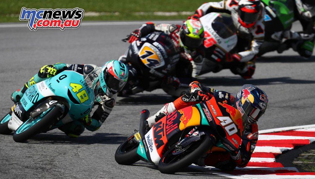 MotoGP Malaysia Moto BinderD GP AN Cover