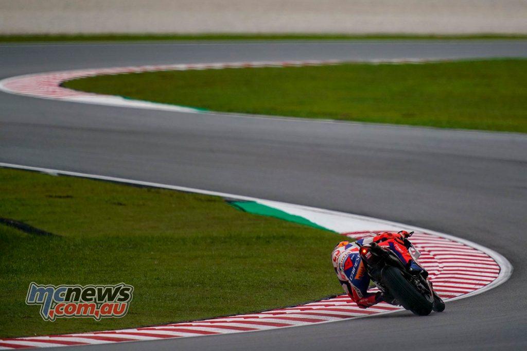 MotoGP Malaysia QP Miller