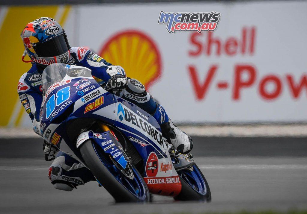 MotoGP Malaysia QP Moto Martin