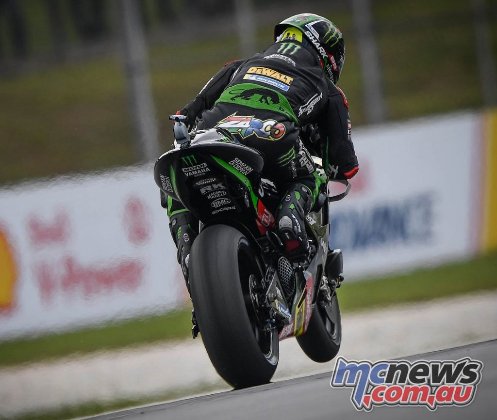 MotoGP Malaysia QP Zarco