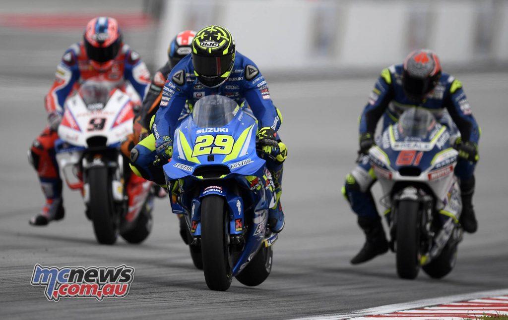 MotoGP Malaysia Race Iannone