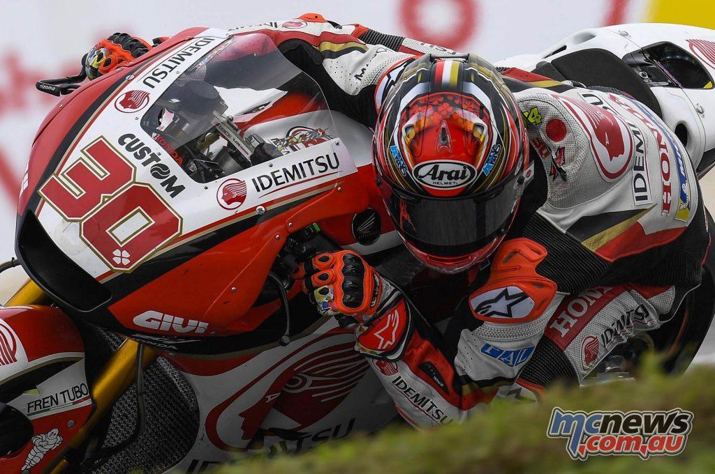 MotoGP Malaysia Race Nakagami