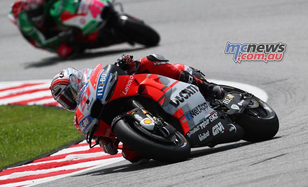 MotoGP Malaysia Race Pirro