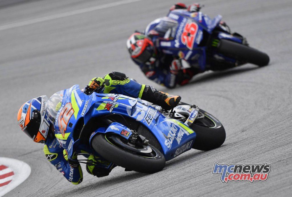 MotoGP Malaysia Race Rins