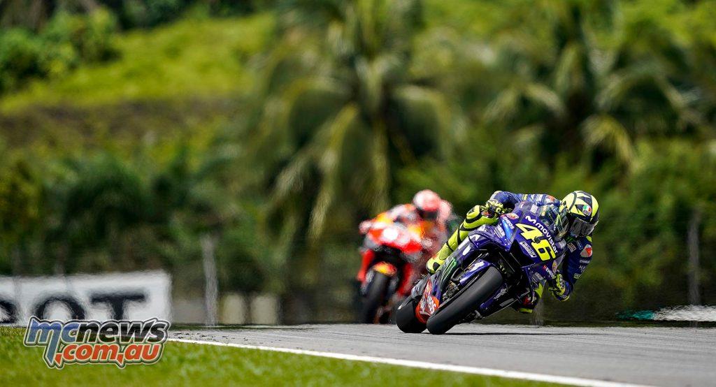 MotoGP Malaysia Race Rossi