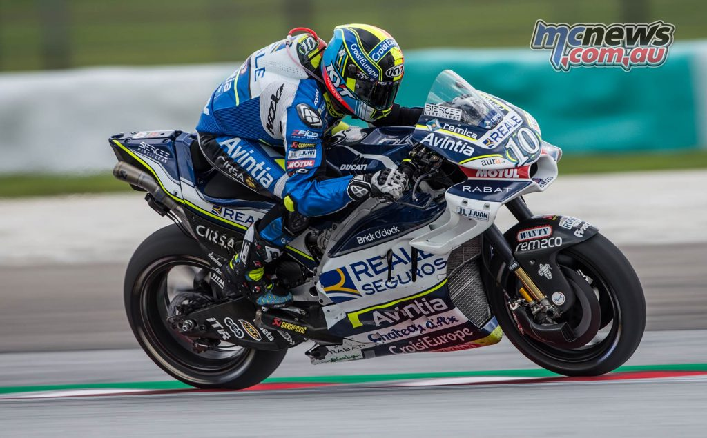 MotoGP Malaysia Race Simeon