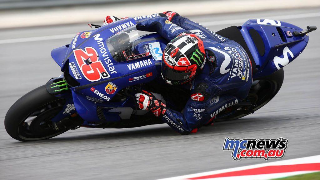 MotoGP Malaysia Vinales GP AN