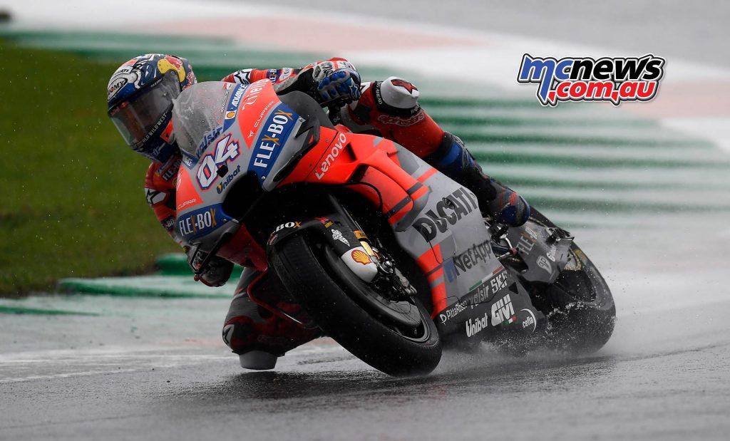 MotoGP Valencia Andrea Dovizioso