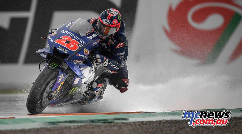 MotoGP Valencia Fri Vinales