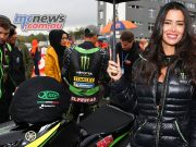 MotoGP Valencia Girl GP AN Cover