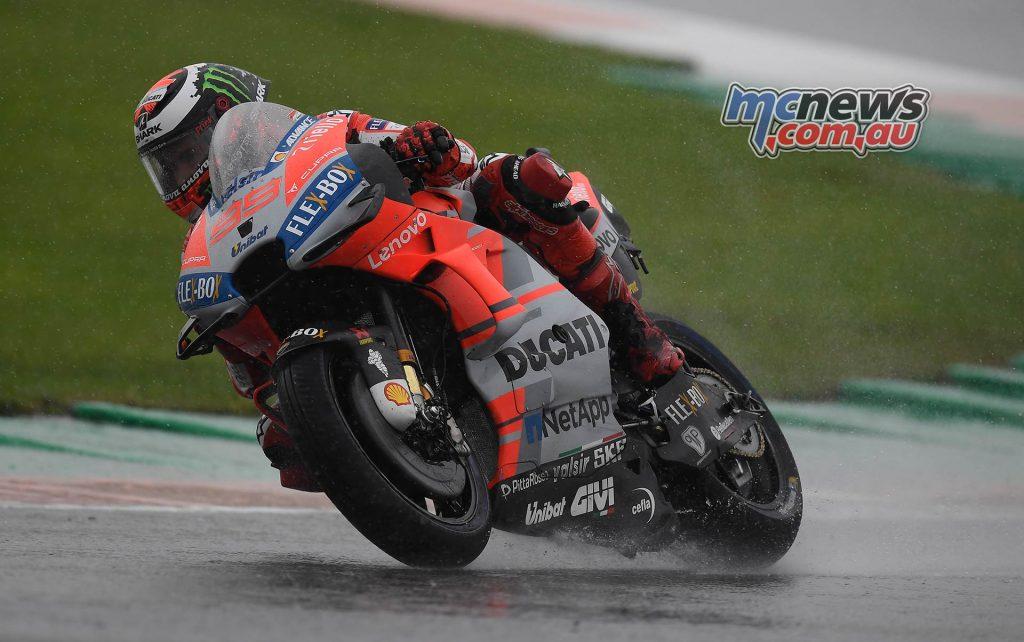 MotoGP Valencia Jorge Lorenzo