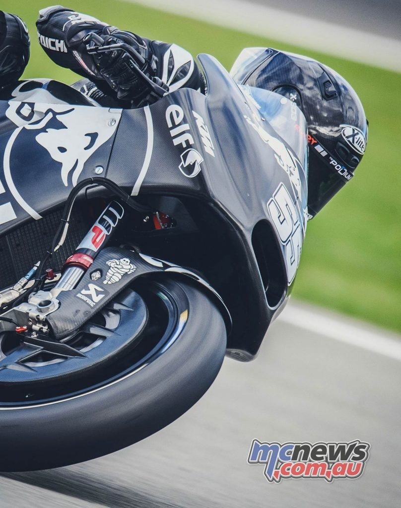 MotoGP Valencia KTM Hazifh Syharin
