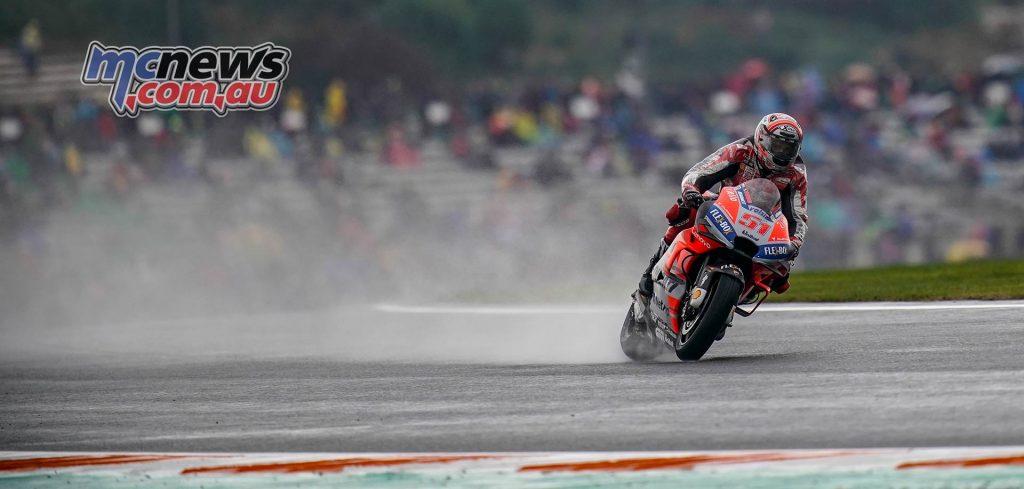 MotoGP Valencia Michele Pirro