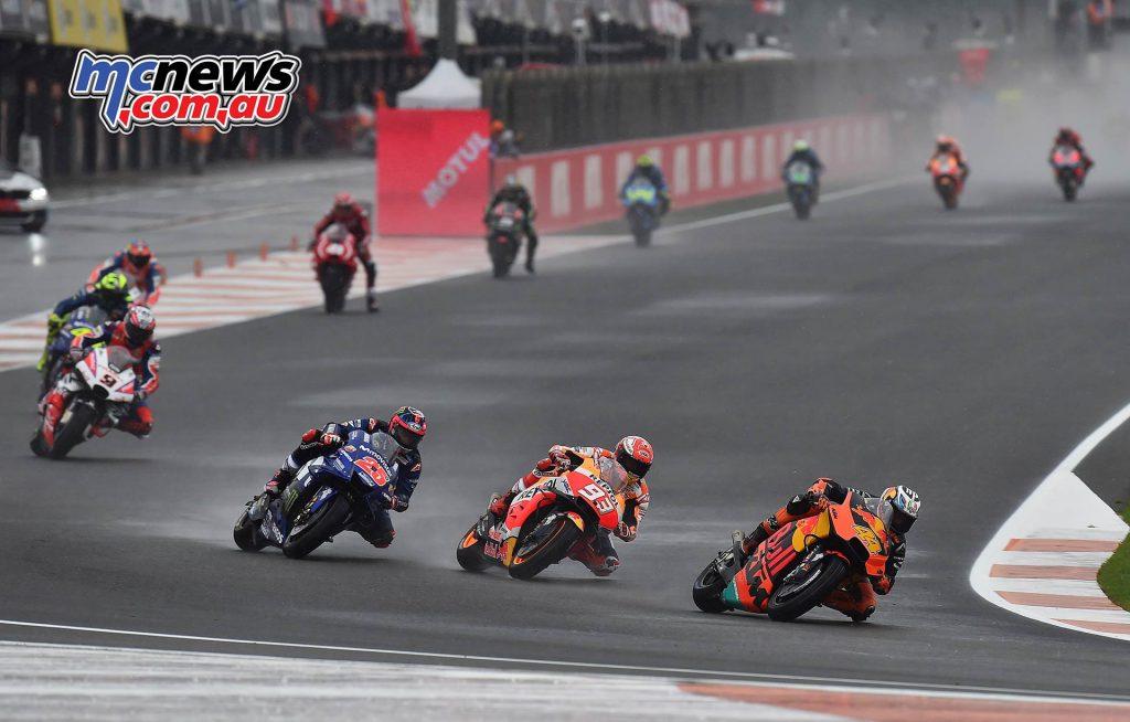 MotoGP Valencia Michelin Pol Espargaro Marquez Vinales