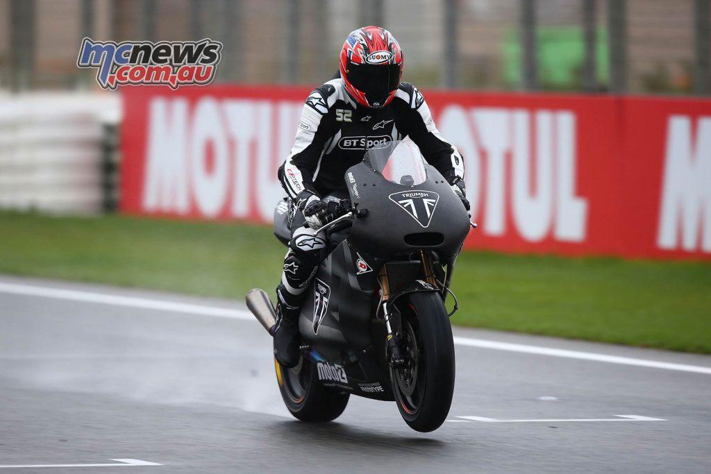 MotoGP Valencia Moto Toseland GP AN