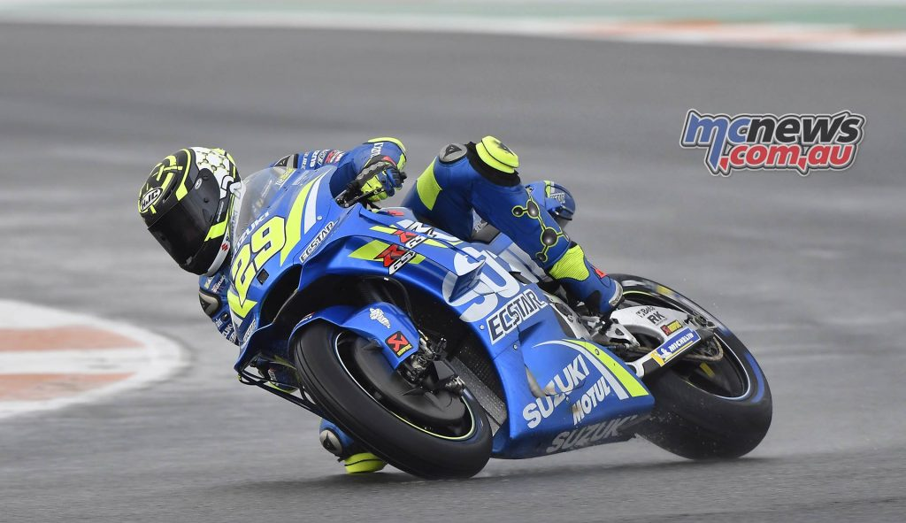 MotoGP Valencia QP Iannone