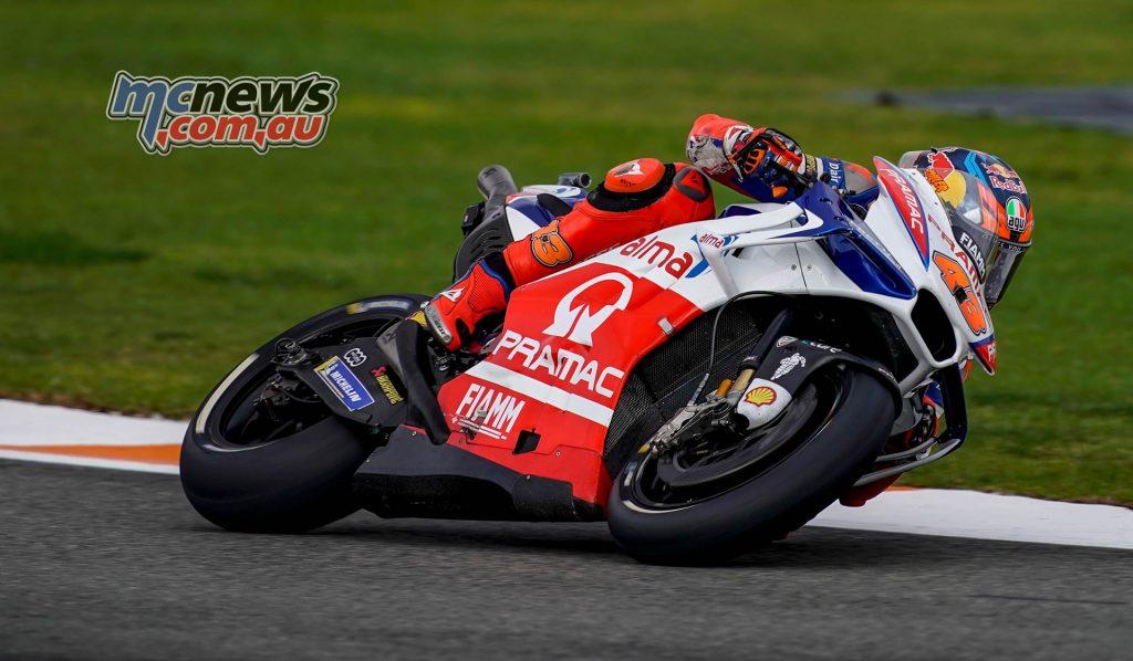 MotoGP Valencia QP Miller