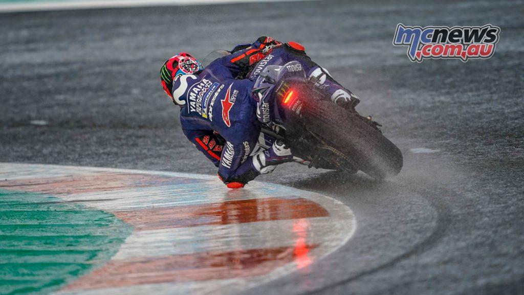 MotoGP Valencia QP Vinales
