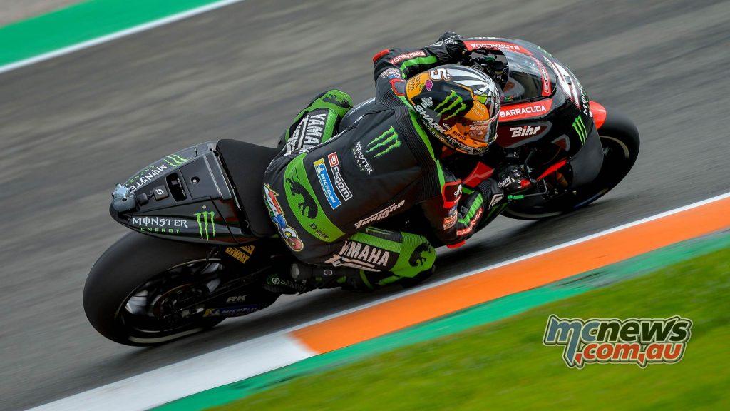 MotoGP Valencia QP Zarco