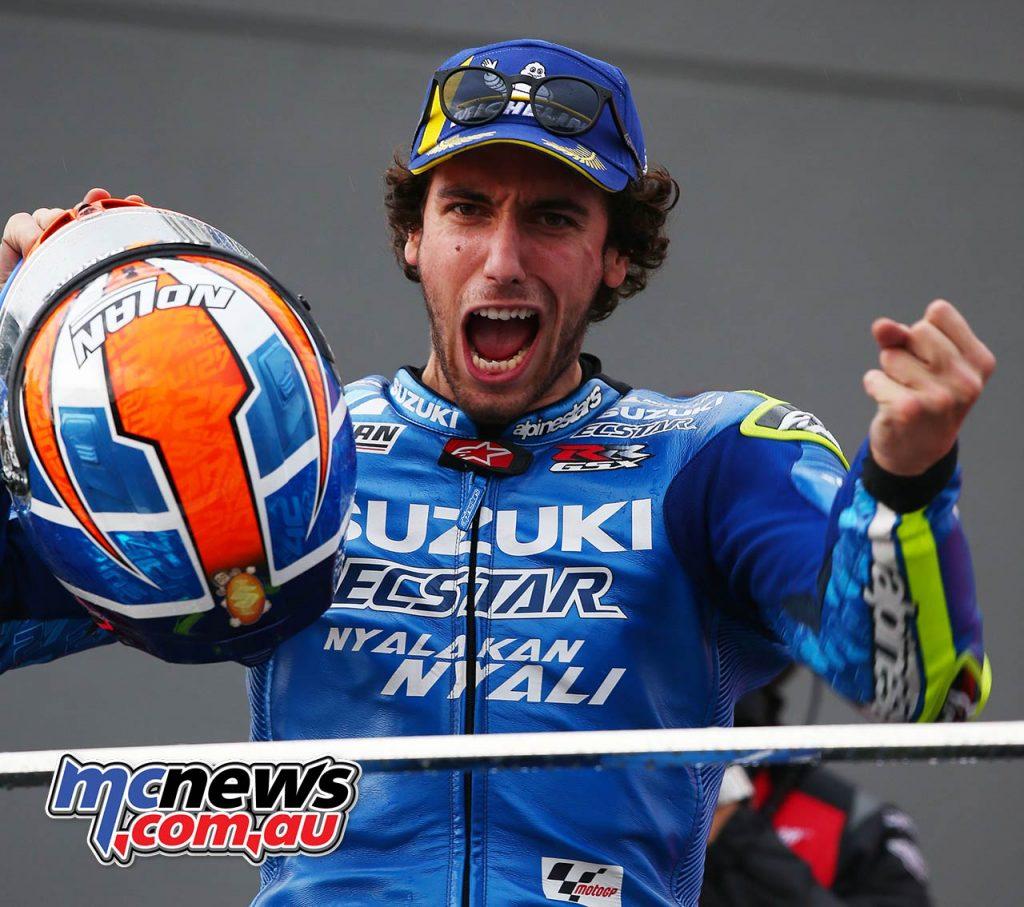 MotoGP Valencia Rins GP AN