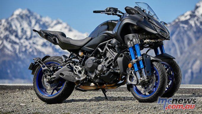 Yamaha Niken RHF