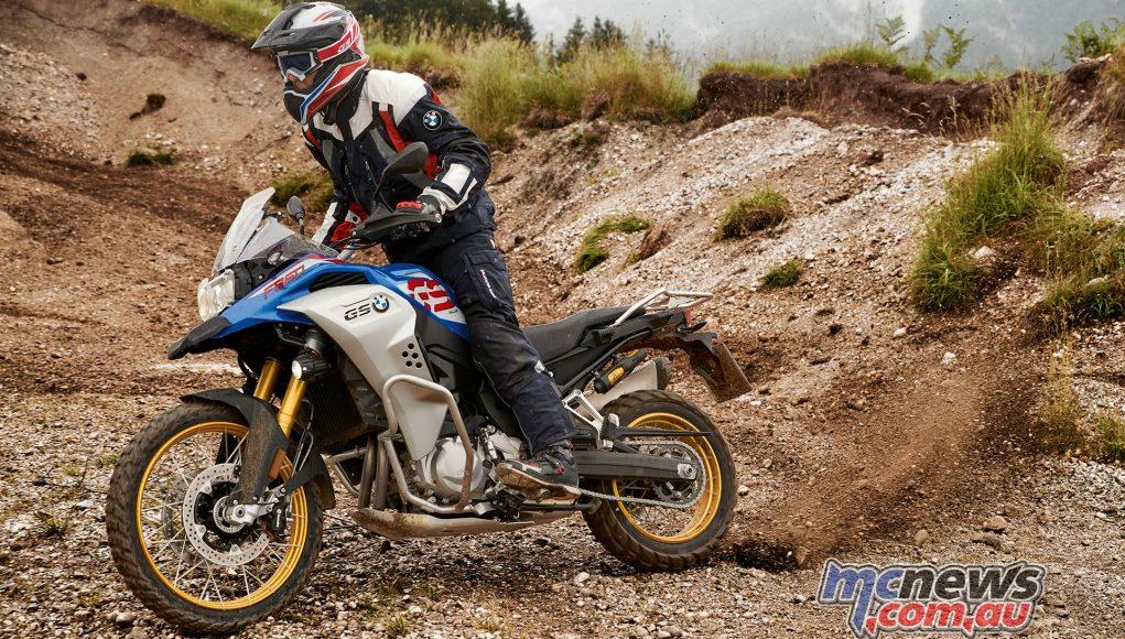 BMW FGS Adventure Action